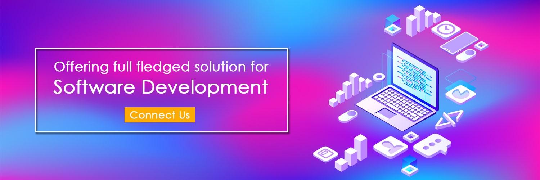 Offering Full Fledge solution for software solution
